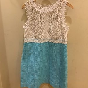 Lilly Pulitzer Breakers Shift Dress